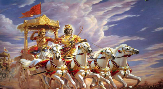 "The ""Bhagavad Gita""; an evolutionary interpretation. Part I"